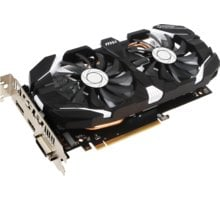 MSI GeForce GTX 1060 6GT OCV1, 6GB GDDR5  + Monster Hunter: World + 300 Kč na Mall.cz