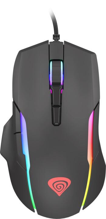 Genesis Xenon 220, černá