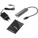 i-Tec USB 3.0 Hub 4-Port, metal, s napaječem