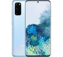 Samsung Galaxy S20, 8GB/128GB, Cloud Blue  + Elektronické předplatné čtiva v hodnotě 4 800 Kč na půl roku zdarma
