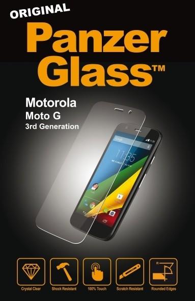 PanzerGlass Standard pro Motorola Moto G, 3rd generation, čiré