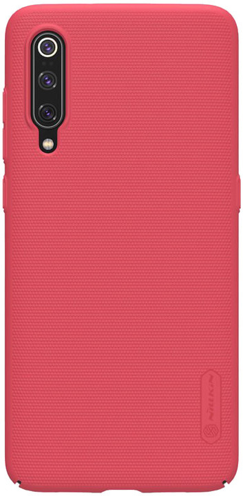 Nillkin Super Frosted zadní kryt pro Xiaomi Mi9, červená