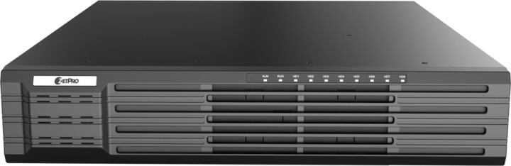 Uniview DEU1008, externí úložiště pro UNIVIEW NVR516 sérii, 8x HDD
