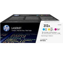 HP 312A CMY 3 pack - CF440AM