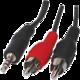 Kabel jack 3.5MM - 2xcinch(M), 10m