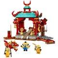 LEGO® Minions 75550 Mimoňský kung-fu souboj