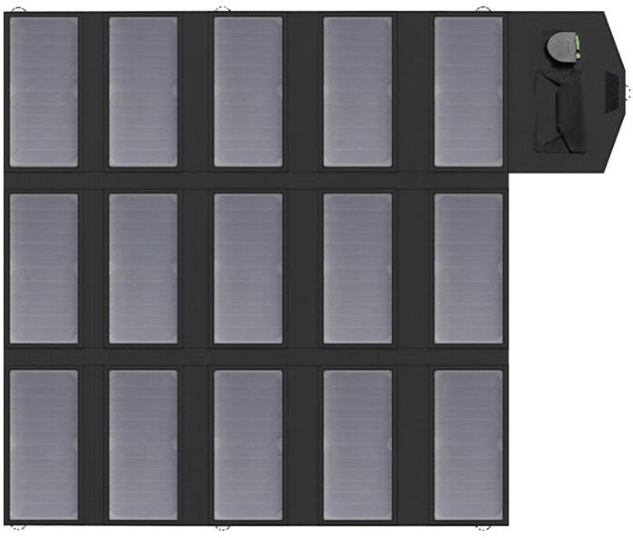 Allpowers solární nabíječka, 100W