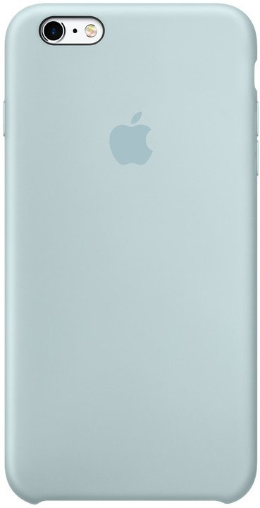 Apple iPhone 6s Silicone Case, tyrkysová