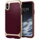 Spigen Neo Hybrid iPhone X, burgundy
