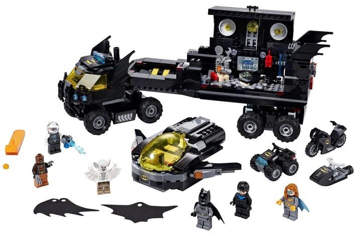 LEGO® DC Comics Super Heroes 76160 Mobilní základna Batmana