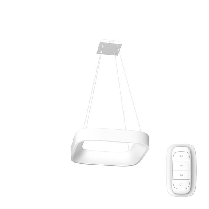 IMMAX NEO TOPAJA Smart závěsné svítidlo 60cm 47W, bílá