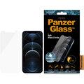 """PanzerGlass ochranné sklo Standard pro Apple iPhone 12 Pro Max 6.7"""", antibakteriální, 0.4mm, čirá"""