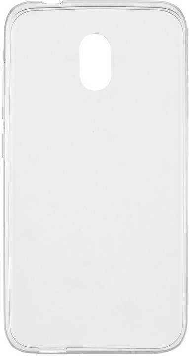 ALCATEL U5 3G Gelskin Cover, transparentní