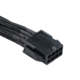 Akasa (AK-CBPW08-40BK), Flexa P8, 40cm 8 pin ATX12V power cable extension