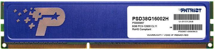 Patriot Signature Line 8GB DDR3 1600