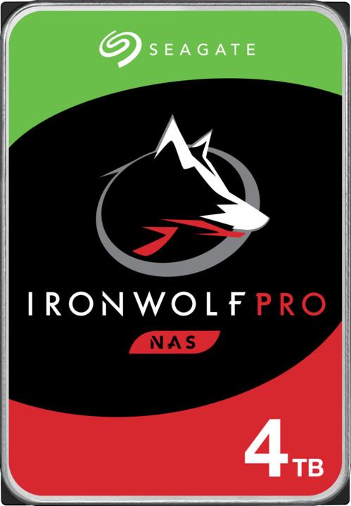 """Seagate IronWolf PRO, 3,5"""" - 4TB"""