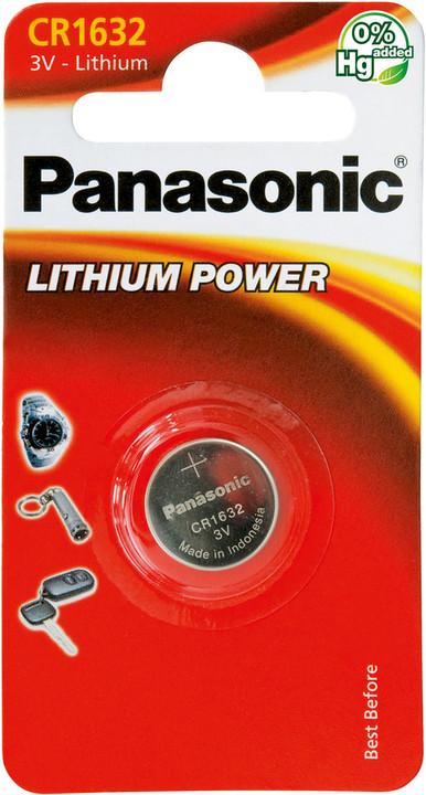 Panasonic baterie CR-1632 1BP Li