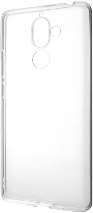 FIXED Skin ultratenké TPU gelové pouzdro pro Nokia 7 Plus, čiré