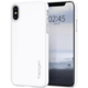 Spigen Thin Fit iPhone X, white