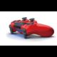 Sony PS4 DualShock 4 v2, červený
