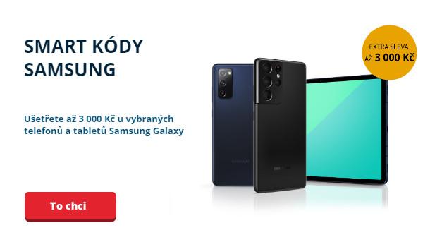 Smart kódy Samsung