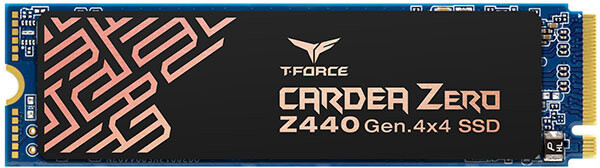 Team T-FORCE CARDEA ZERO Z440, M.2 - 1TB
