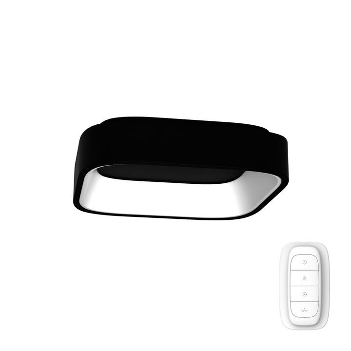 IMMAX NEO TOPAJA Smart stropní svítidlo 60cm 47W, černá