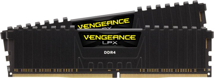 Corsair Vengeance LPX Black 32GB (2x16GB) DDR4 3000 CL16