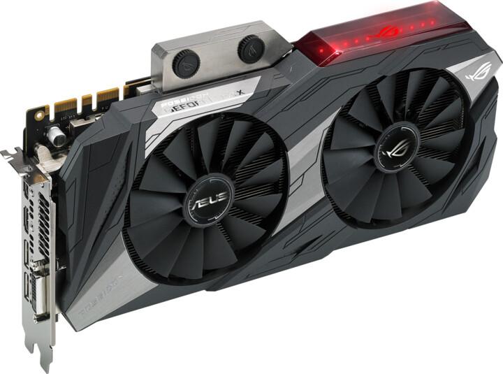 ASUS GeForce ROG POSEIDON-GTX1080TI-P11G-GAMING, 11GB GDDR5X
