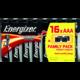 Energizer baterie LR03/16 Power Alkaline Family AAA/16, 16ks