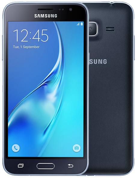 Samsung Galaxy J3 (2016) Dual Sim, černá