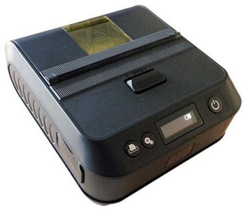Cashino PTP-III BT 24, přenosná termotiskárna