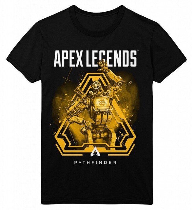 Tričko Apex Legends - Pathfinder (XXL)