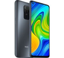 Xiaomi Redmi Note 9, 4GB/128GB, Onyx Black - 29939