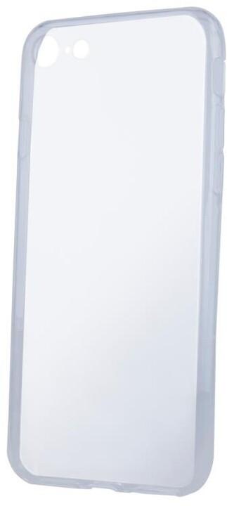 Forever silikonové pouzdro Slim pro Huawei P40 Pro, transparentní