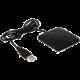König čtečka čipových karet, USB, Smart Card ID-1, standartní biometrické čipy, černá