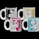 Hrnek Dragon Ball - Goku Espresso Sada - 4 ks