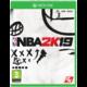 NBA 2K19 (Xbox ONE)  + Voucher až na 3 měsíce HBO GO jako dárek (max 1 ks na objednávku)