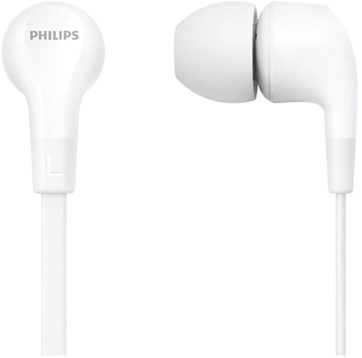 Philips TAE1105, bílá