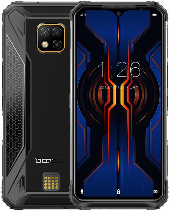 DOOGEE S95 PRO, 8GB/128GB, Black