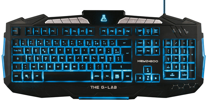 The G-Lab KEYZ 200, UK
