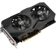 ASUS GeForce DUAL-GTX1660-O6G-EVO, 6GB GDDR5 - 90YV0D11-M0NA00