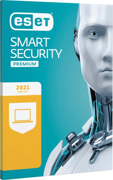 ESET Smart Security Premium pro 2PC na 12 měsíců, prodloužení
