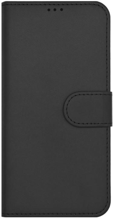 EPICO WALLET FLIP kožené pouzdro pro iPhone X - černé