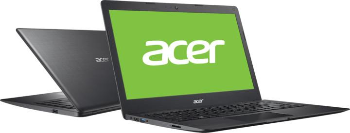 Acer Swift 1 (SF114-31-P2Z8), černá