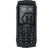 myPhone HAMMER 3 Plus, stříbrný TELMYHHA3PSI