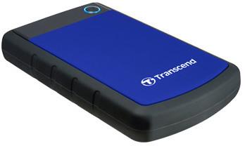 Transcend StoreJet 25H3B - 1TB