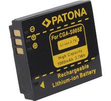 Patona baterie pro Panasonic CGA-S005 1000mAh - PT1041