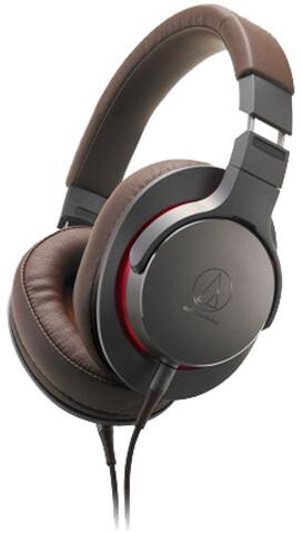 Audio-Technica ATH-MSR7bGM, šedá
