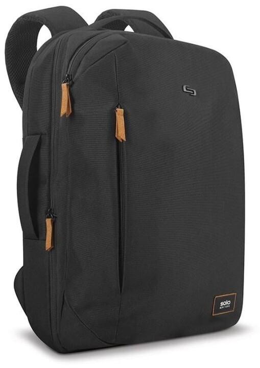 """SOLO NY batoh Crosstown pro notebook 15.6"""", černá"""